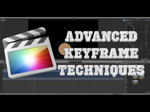 Advanced Keyframe Techniques in FCPX
