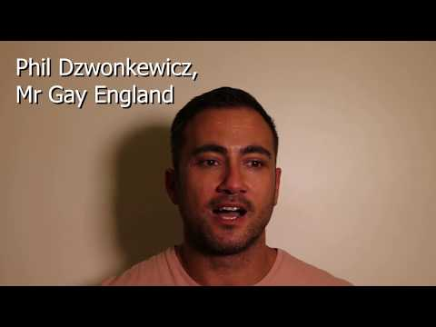 Busting HIV Stigma With Mr Gay England