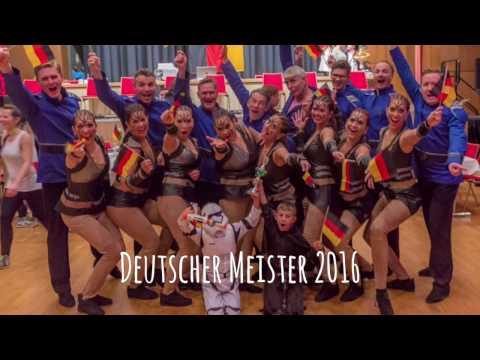 Discofox Formation Coach Potatos 2016 Galaxy Surprise