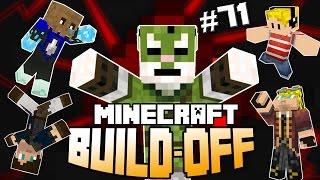 Minecraft Build Off #71 - REDSTONE