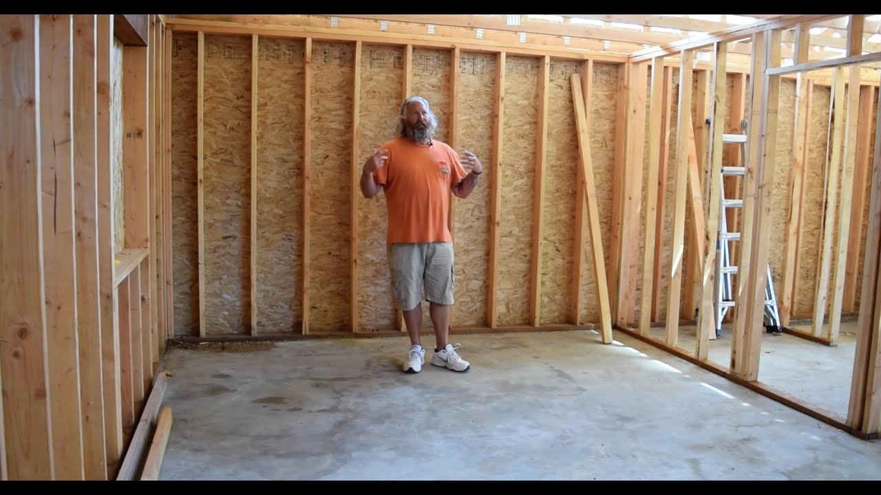 How to build a small home without borrowing money youtube Borrowing money to build a house