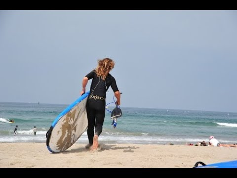 Where to go surfing in LA? South Bay Santa Monica Malibu Los Angeles