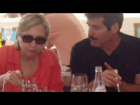 John Stossel shares what happened at his lunch with Hillary
