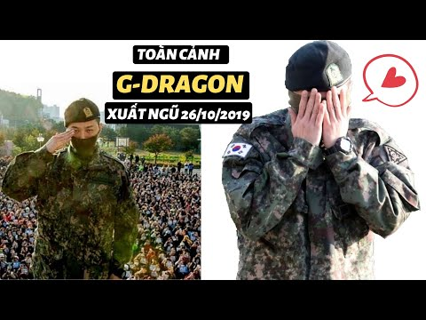 [engsub]-bigbang-g-dragon's-military-discharge---bursts-into-tears-and-talk-to-3000-fans- october-26
