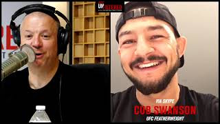 Cub Swanson Talks About Battling Through Injuries, Kron Gracie Matchup  | Unfiltered Podcast
