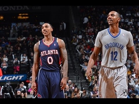 Jeff Teague Breaks his Brother