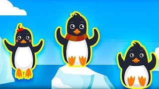 Dziecięce Przeboje - Malutkie Pingwinki (oficjalny teledysk)