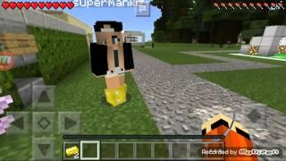 Minecraft Pe Fakir Kardesler Zengin Kız Kardesler