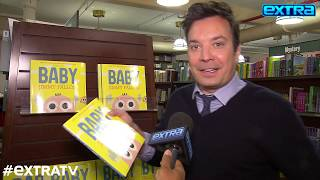 Jimmy Fallon on That Hilarious Taylor Swift Video, Plus: His New Book Video