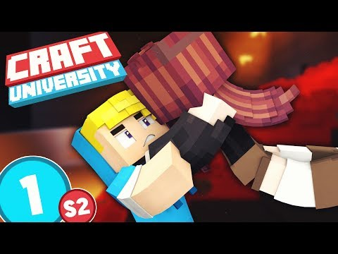 UNA NUOVA UNIVERSITA' | CraftUniversity S2 [EP.1] (Minecraft ITA Roleplay) [SUB ENG]
