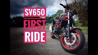 2018 Suzuki SV650 Review