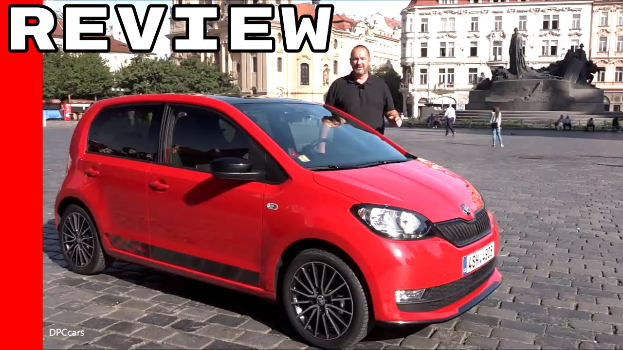 new skoda citigo monte carlo review youtube. Black Bedroom Furniture Sets. Home Design Ideas