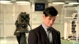 William Hartnell meets Matt Smith - An Adventure in Space and Time