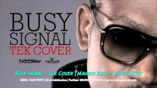 Busy Signal - Tek Cover - May 2014