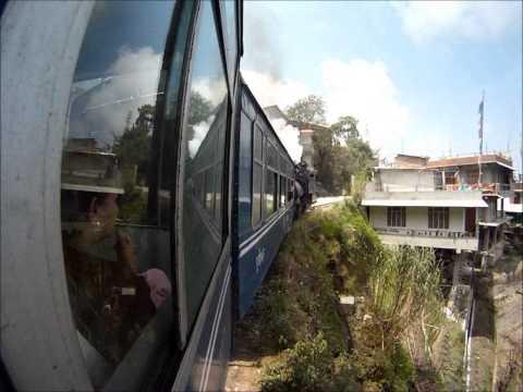 Darjeeling Himalayan Toy Train from Darjeeling to Ghum