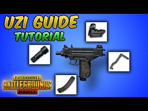 Micro UZI Guide/Tutorial (PUBG MOBILE) TIPS AND TRICKS