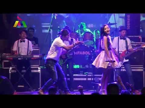 KEN AROCK live badas pare ANOMAN OBONG Joker Berwarna feat Tata Asheva