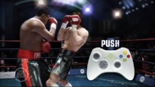 Fight Night Champion - Defensive Tutorial (2011)   HD