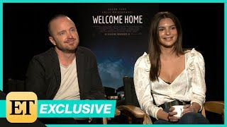 Aaron Paul's Wife Isn't 'Overly Excited' About His Sex Scenes, But Here's How They Make It Work (…