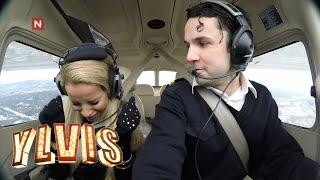 "Ylvis - Fakes plane crash in ""Vegards"