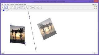 Resizing, Reflecting and Distorting a Picture - Part 2