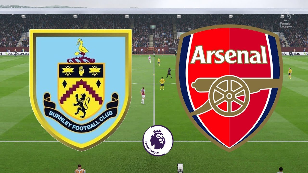 Premier League 2019 20 Burnley Vs Arsenal 02 02 20 FIFA 20