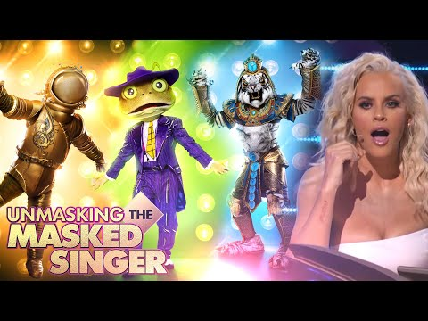 The Masked Singer Season 3 SUPER NINE: Finalist Clues and REVEALING EVIDENCE!