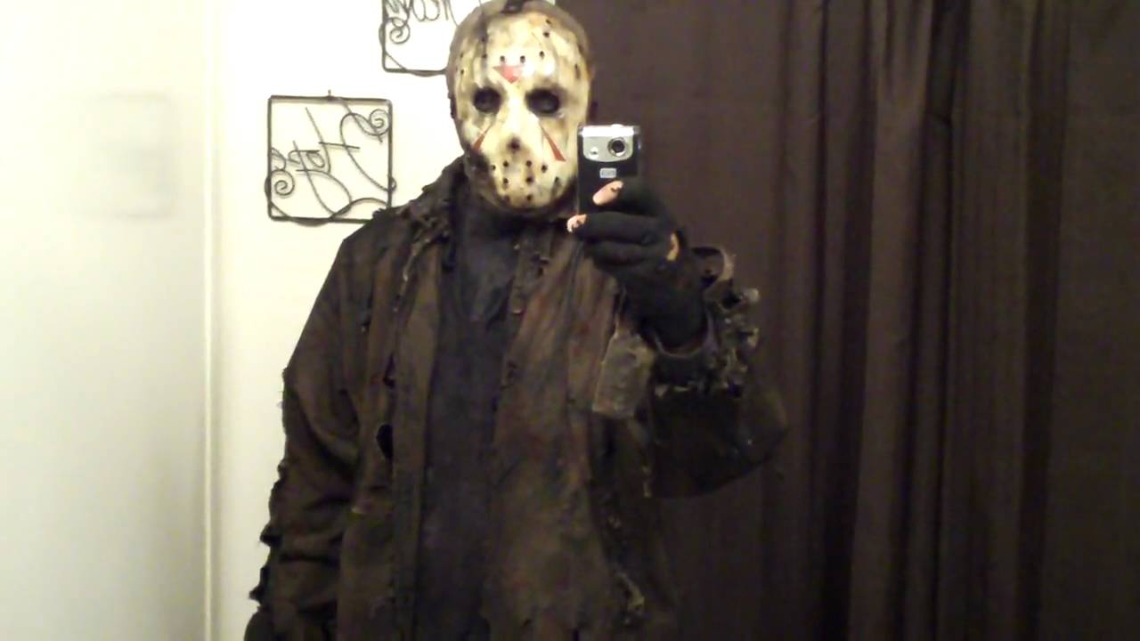 my jason voorhees halloween costume (2009) - youtube