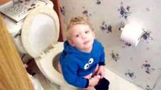 Liam and the Toilet