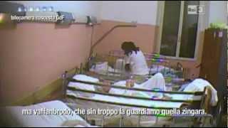 GdF - Maltrattamenti anziani in casa di riposo a SANREMO - seconda parte