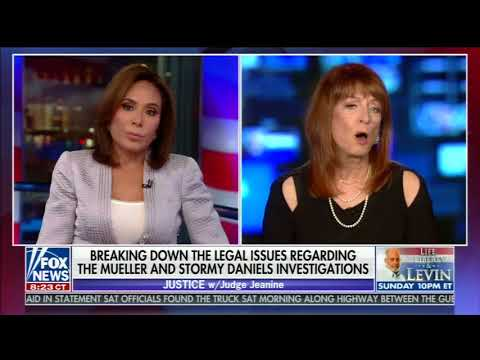 VICTORIA TOENSING FULL ONE-ON-ONE INTERVIEW WITH JUDGE JEANINE PIRRO (5/5/2018)