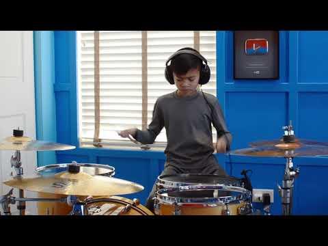 lovelytheband - broken (Drum Cover)