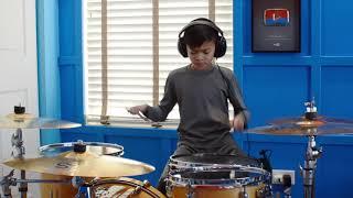 lovelytheband - broken (Drum Cover) Video