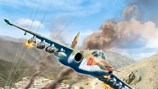 "DCS WORLD 1.5  Su-25 ""Грачи прилетели"""