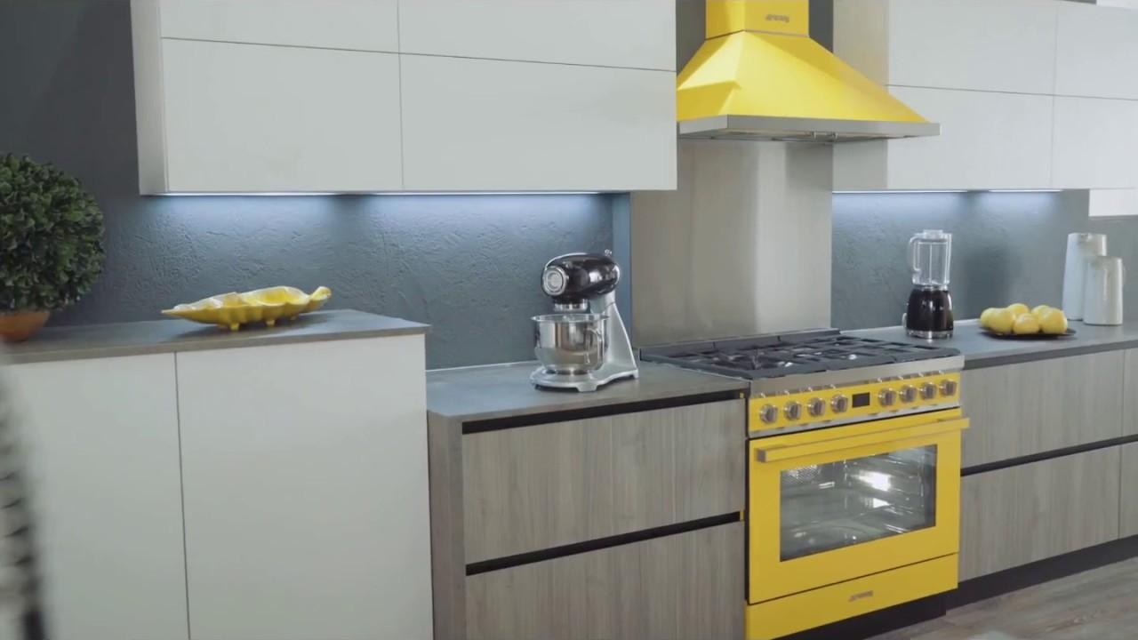 Centres de cuisson Portofino CPF9GM- SMEG