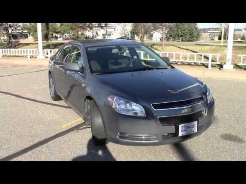 2008 Chevrolet Malibu LT FWD