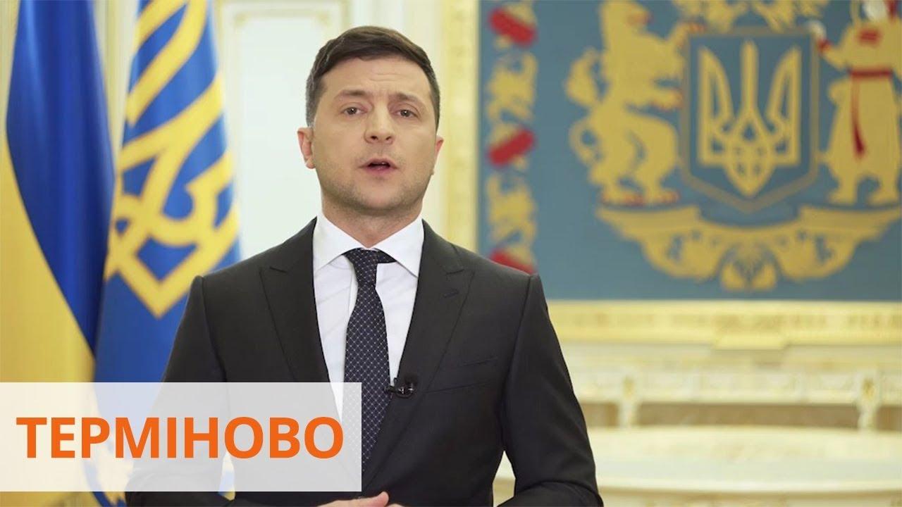Зеленский рассказал о борьбе с коронавирусом в Украине
