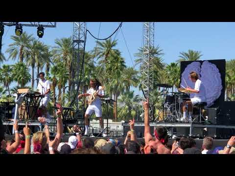 Sir Sly - High - live at Coachella 2018 - Weekend 1