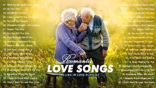 Best Old Beautiful Love Songs 70s 80s 90s - Top 100 Classic Love Songs about Falling In Love