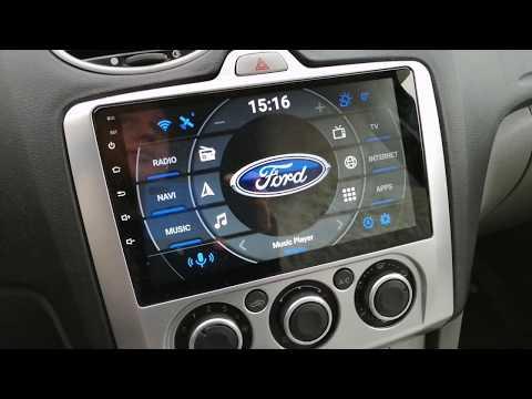Android-магнитола для Ford Focus 2 на Android Go 8.1 1 Gb/16