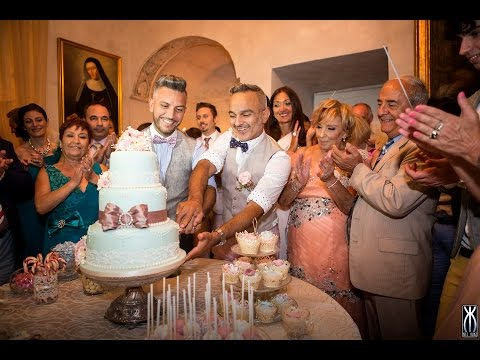 Steve and Manuel - Civil union (Malta)