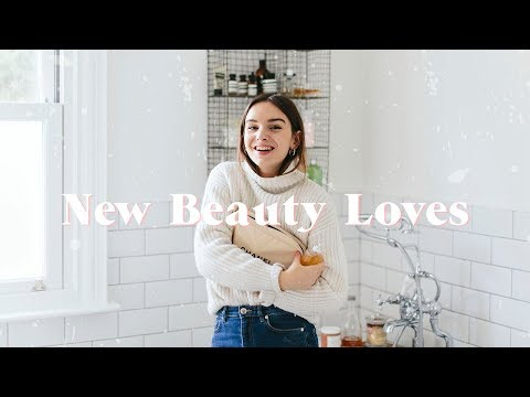 NEW BEAUTY LOVES: MAKEUP & SKINCARE EDIT   What Olivia Did