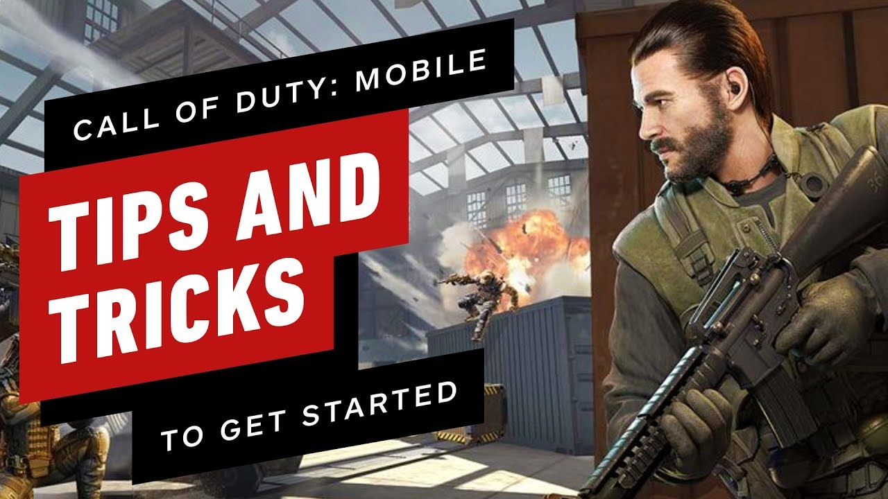 Call Of Duty Mobile 8 Tips And Tricks To Get You Started Youtube