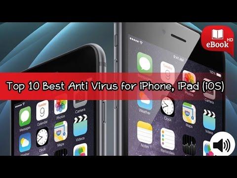 Top 10 Best Anti Virus for iPhone, iPad iOS free Download