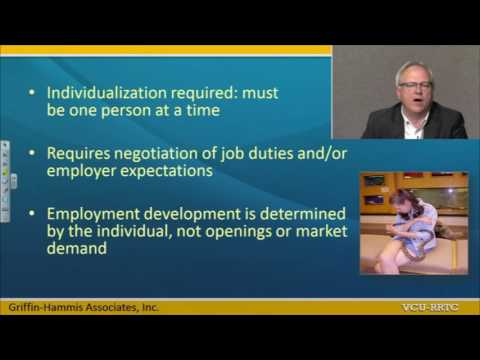 The Pathway From Discovery To Job Development Essential Steps For Customized Employment