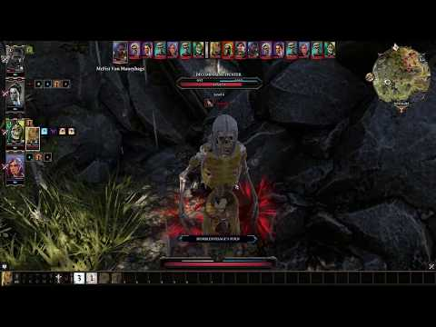 Deep-Dweller! Dragonbladeice and HumbleFoxSage plays Divinity Original 2: Episode 13