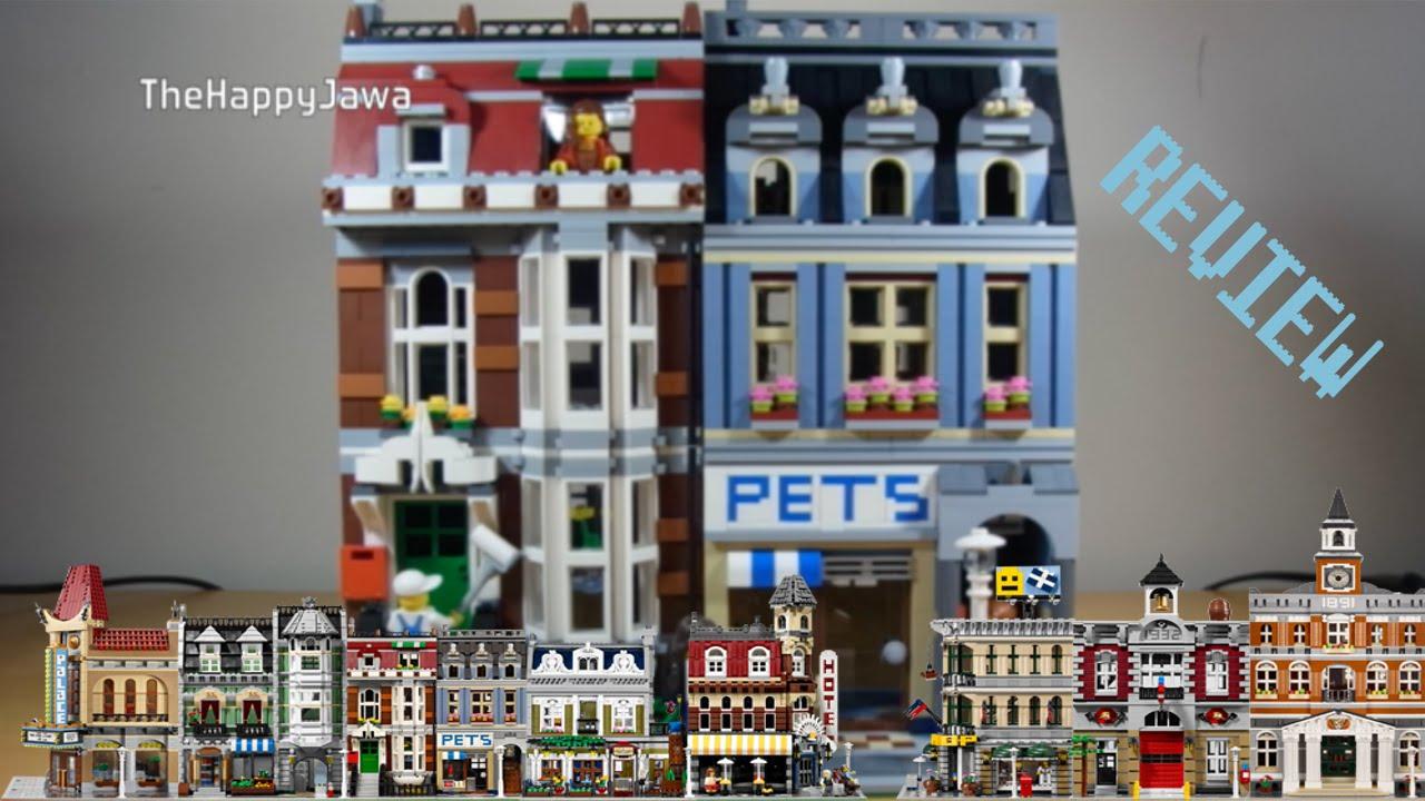 pet shop lego