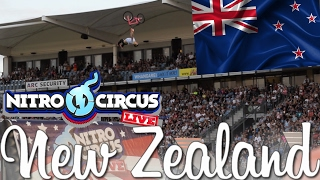 NITRO CIRCUS 2017 -BEST OF NEW ZEALAND ! With Jed Mildon, Ryan Williams, Andy Buckworth...