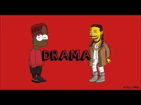 Post Malone - Drama ft. Lil Yachty (2017)