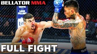 Full Fight | Dustin Barca vs. Isaac Hopps - Bellator 213